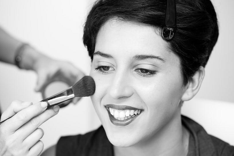 Maquillaje de novia por Diana Fraga Make Up