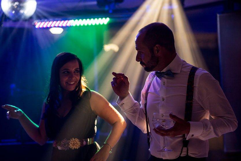 Quinta Canaima baile novio