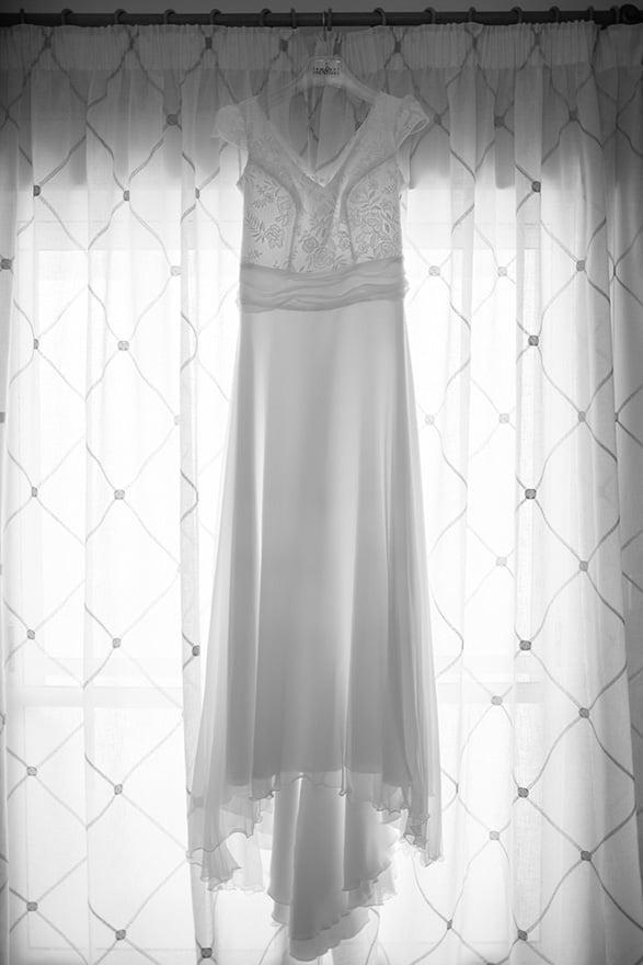 vestido de novia de la boutique Bride&Guest de Santigo de Compostela