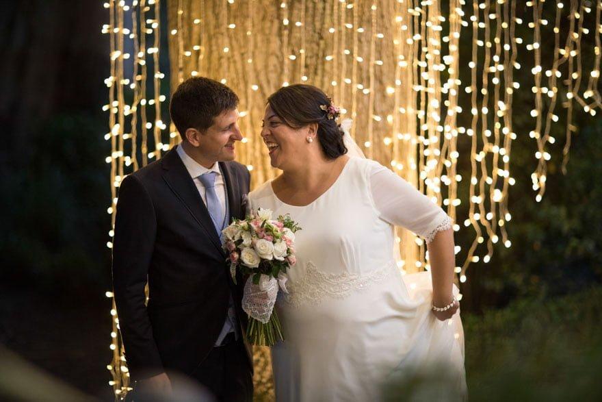Fotógrafos de bodas sin posados