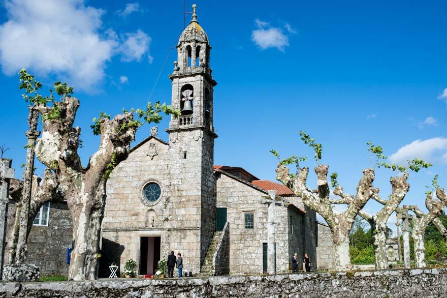 iglesia de San Juan de Calo