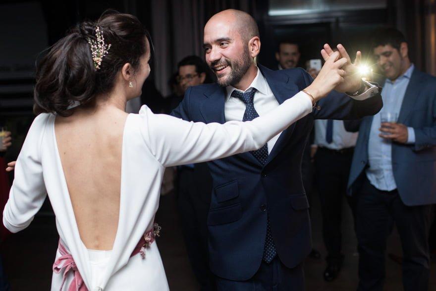 Baile de boda en Couso Galán