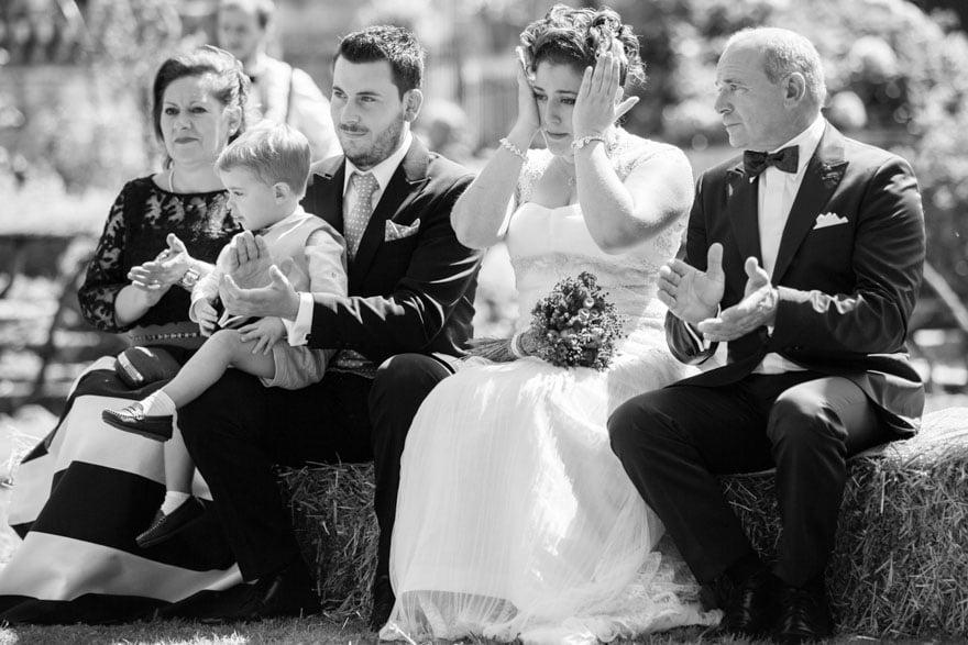 Termas de Cuntis ceremonia civil de boda en O xardin das termas