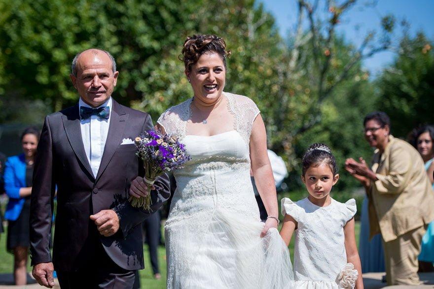 Termas de Cuntis boda en O xardin das termas