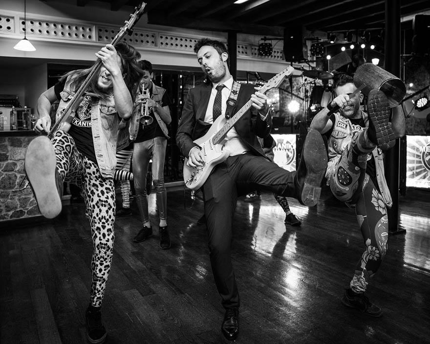 charanga Mekanika Rolling Band